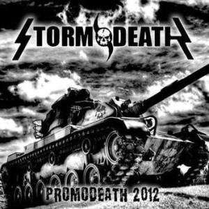 Stormdeath - Promodeath 2012 cover art