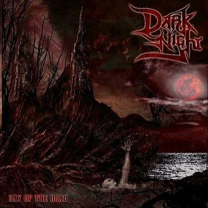 Dark Night - Day of the Dead cover art