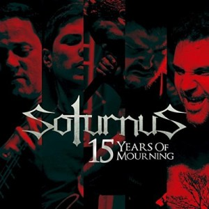Soturnus - 15 Years of Mourning cover art