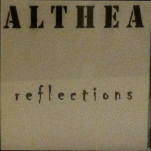 Althea - Reflections cover art