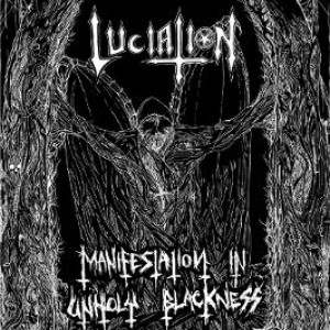 Luciation - Manifestation in Unholy Blackness cover art