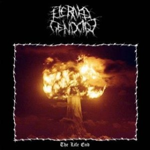 Eternal Genocide - The Life End cover art