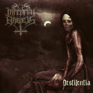 Infernal Angels - Pestilentia cover art