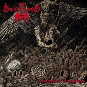 Goatblood - Veneration of Armageddon cover art