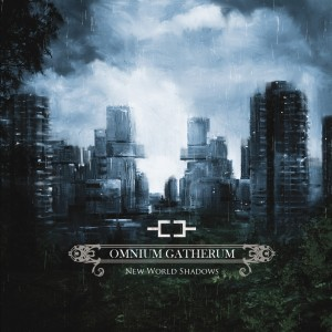 Omnium Gatherum - New World Shadows cover art