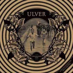 Ulver - Childhood's End cover art