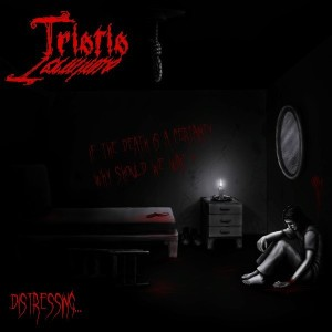 Tristis Terminus - Distressing... cover art