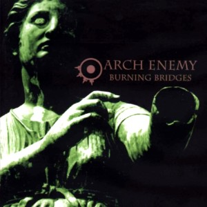 Arch Enemy - Burning Bridges cover art