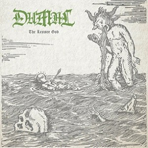 Dumal - The Lesser God cover art