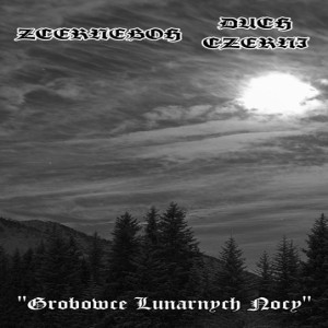Zcerneboh - Grobowce lunarnych nocy cover art