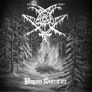 BlackScorn - Pagan Sacrifice cover art