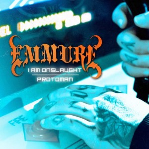 Emmure - I Am Onslaught / Protoman cover art