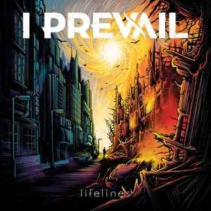 I Prevail - Lifelines cover art