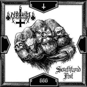 Mörbid Carnage - Southland Fist cover art