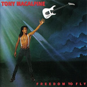 Tony MacAlpine - Freedom to Fly cover art