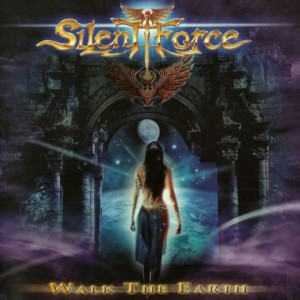 Silent Force - Walk the Earth cover art