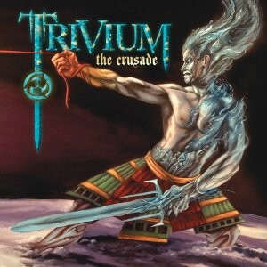 Trivium - The Crusade cover art