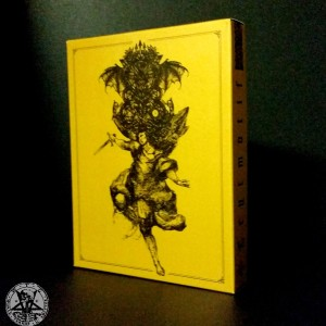 Abigor / Thy Darkened Shade - Abigor / Thy Darkened Shade - Tape-Box cover art