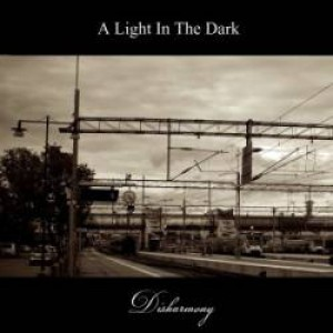 A Light In The Dark - Disharmony cover art