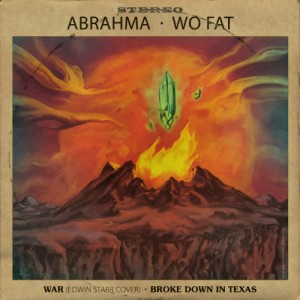 Abrahma / Wo Fat - Abrahma / Wo Fat cover art