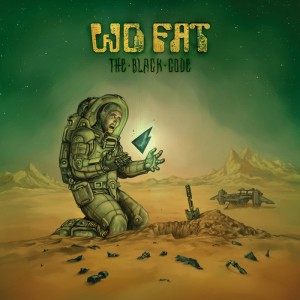 Wo Fat - The Black Code cover art