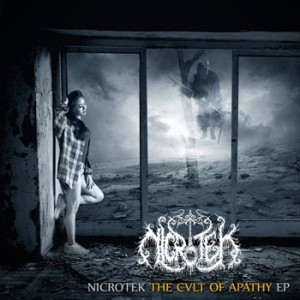 Nicrotek - The Cvlt of Apathy cover art