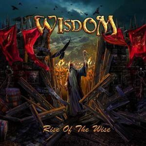Wisdom - Rise of the Wise cover art