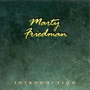 Marty Friedman - Introduction cover art