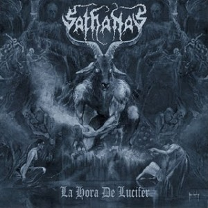 Sathanas - La Hora de Lucifer cover art