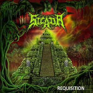 Sicada - Requisition cover art