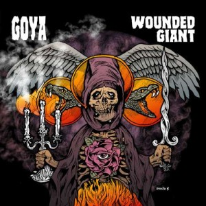 Goya / Wounded Giant - Goya / Wounded Giant cover art