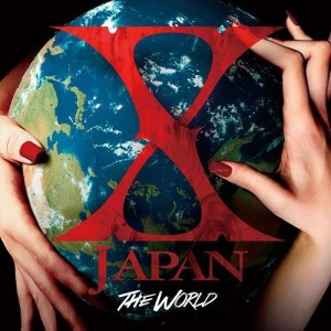X Japan - The World cover art