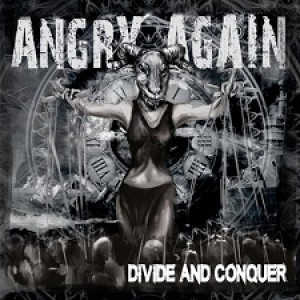 Angry Again - Divide And Conquer cover art