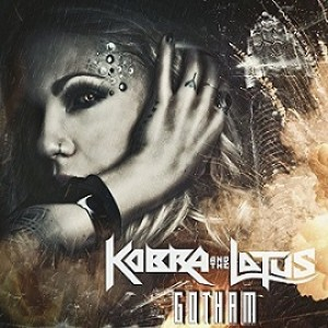 Kobra and The Lotus - Gotham cover art