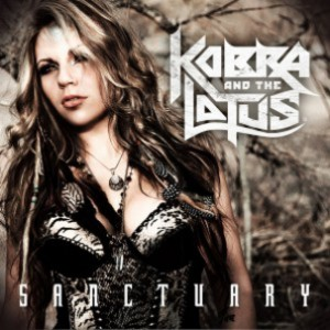 Kobra and The Lotus - Sanctuary cover art