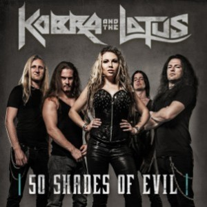 Kobra and The Lotus - 50 Shades of Evil cover art