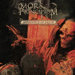 Mors Principium Est - Apprentice of Death cover art