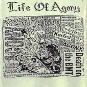 Life of Agony - Death on the BMT cover art