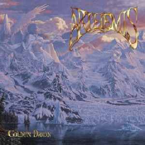 Arthemis - Golden Dawn cover art