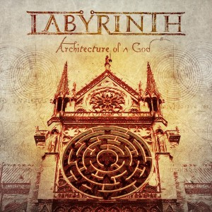 Labÿrinth - Architecture of a God cover art