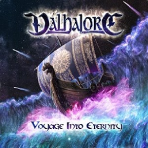 Valhalore - Voyage into Eternity cover art