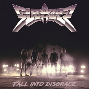 Sleazer - Fall into Disgrace cover art