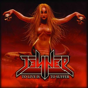 Jenner - To Live Is to Suffer cover art
