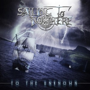 Sailing to Nowhere - To the Unknown cover art