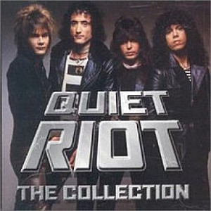 Quiet Riot - The Collection cover art