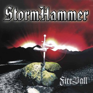 Stormhammer - Fireball cover art