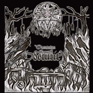 Deaths Wrath - Dominion Through Obscurity cover art