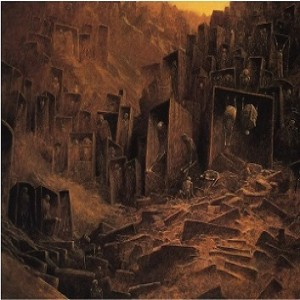Vale of Amonition - Of a Painting Grim cover art