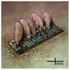 Veal - Age of Overload cover art