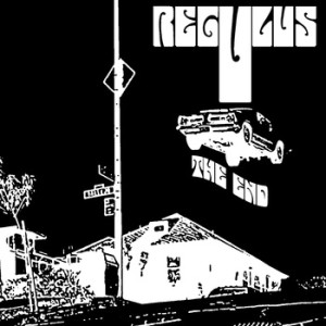Regulus - The End cover art